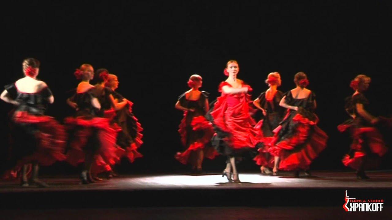 испанский танец. фото