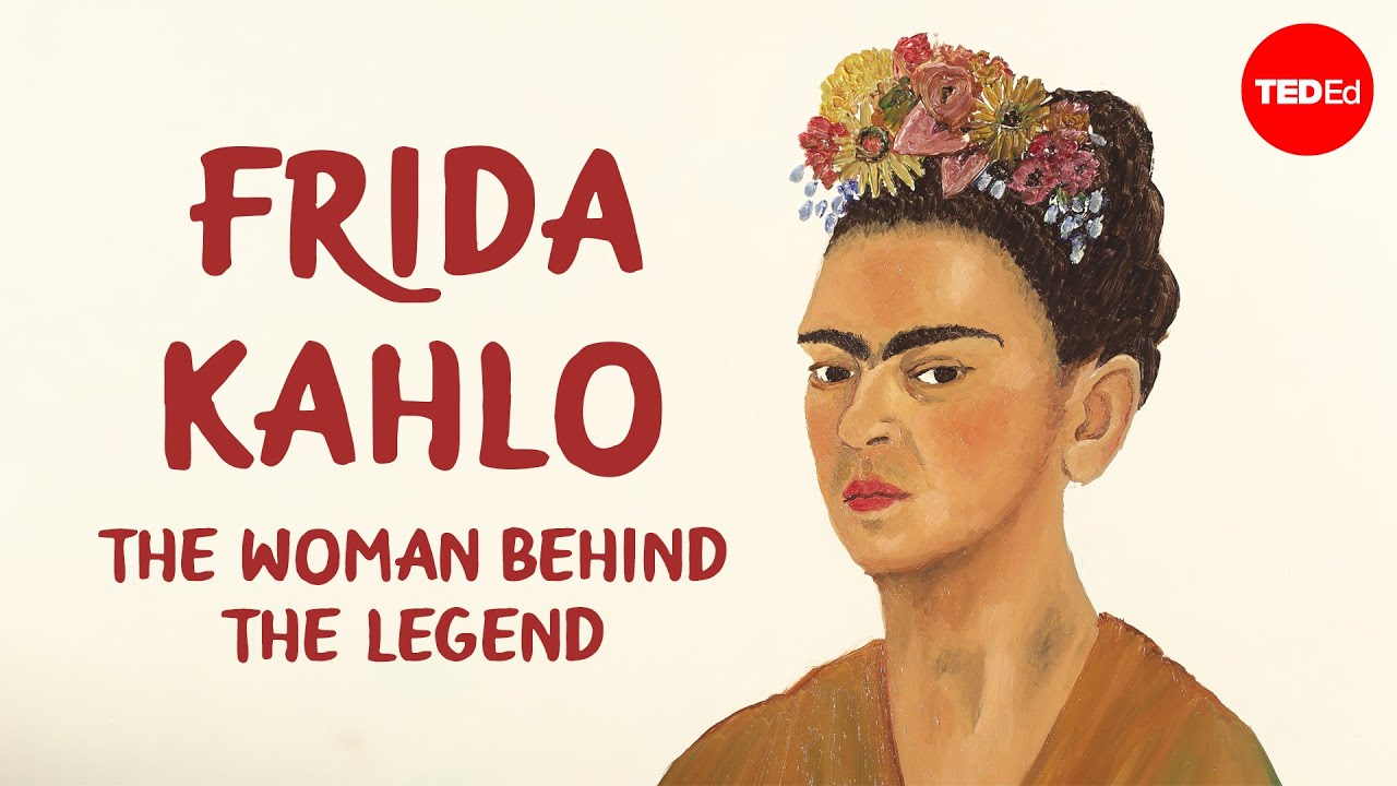 Download Frida Kahlo: The woman behind the legend - Iseult Gillespie