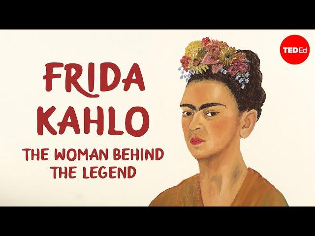 Frida Kahlo - Articles vs Zero Article ESL Lesson