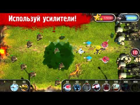 Endless TD – Spring Season (RU) - android hardcore tower defense strategy