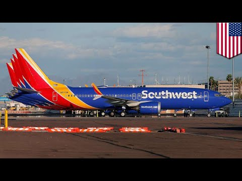 Southwest 737 Max 8 Makes Emergency Landing In Orlando - TomoNews