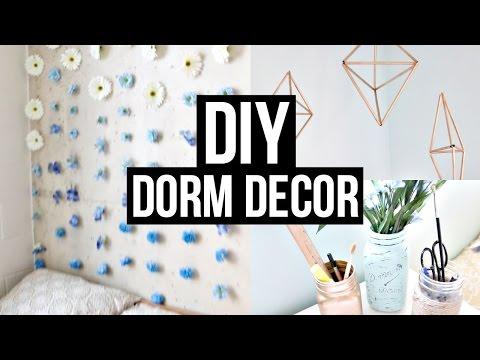 DORM DECOR DIY | Shawna Paterson