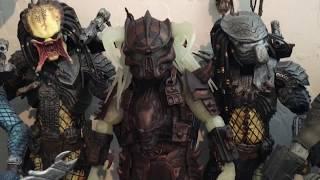 Alien vs Predator Collection / Action Figures