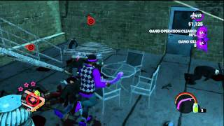 Saints Row: The Third - Stay Classy Steelport