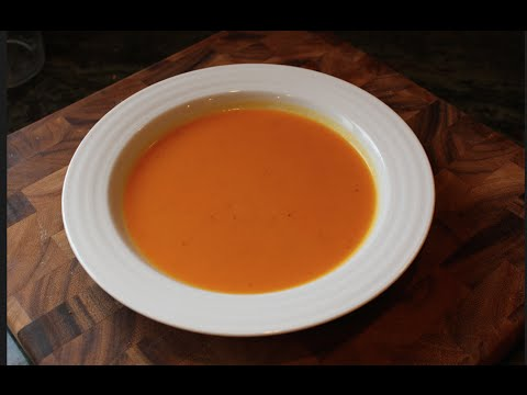 Roasted butternut squash and sweet potato soup canadian living