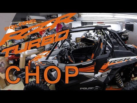 RZR Cage Chop Time Lapse