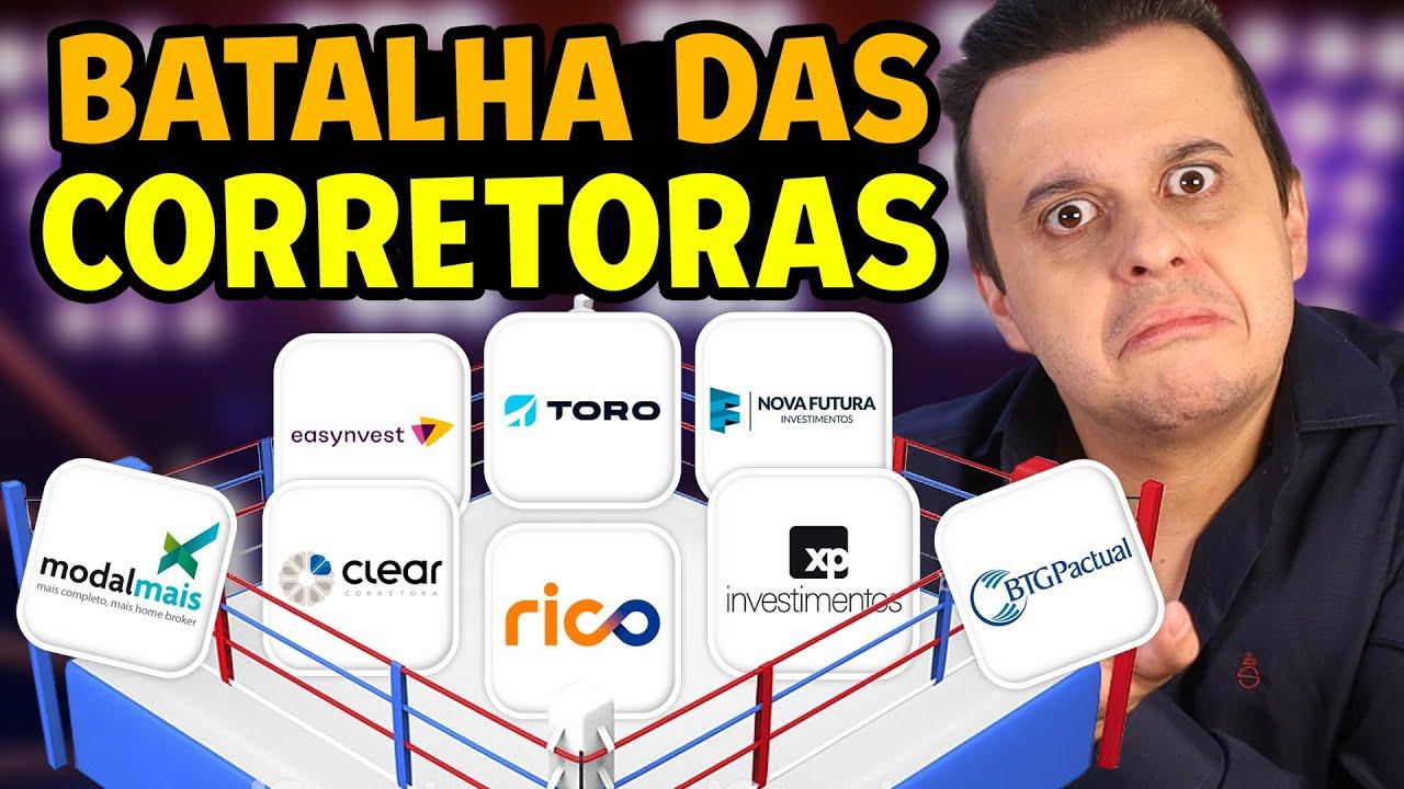 melhores corretoras online ganar dinero con criptomonedas con poca inversión