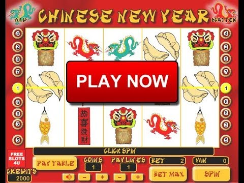 Spiele Chinese New Year - Video Slots Online