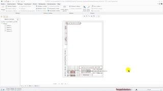 Создание ЕСКД формата и настройка параметров CREO Parametric (часть 1)(В серии из четырех видео мы настроим CREO Parametric под ЕСКД и создадим формат и основную надпись для чертежей..., 2016-02-29T19:55:22.000Z)