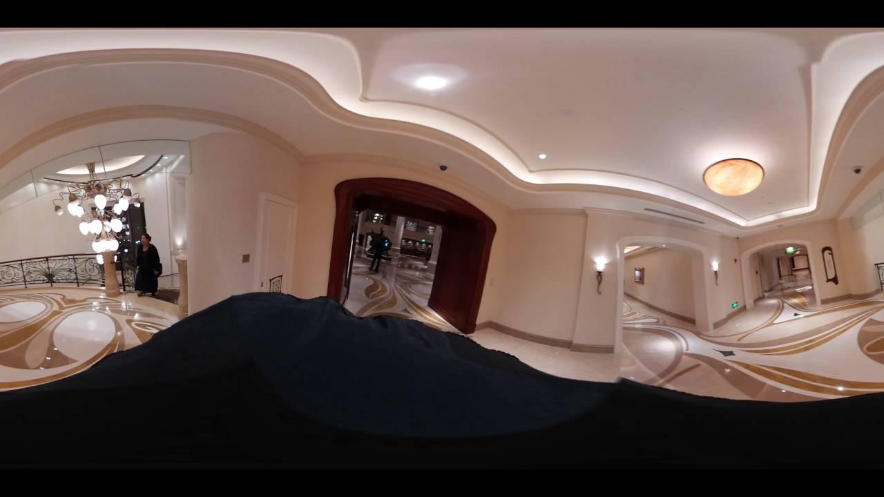 Shanghai Disneyland 360   Disney Hotel (lumiereu0027s Kitchen, Stairway And  Lobby)