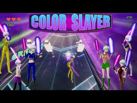 Color Slayer - Gameplay