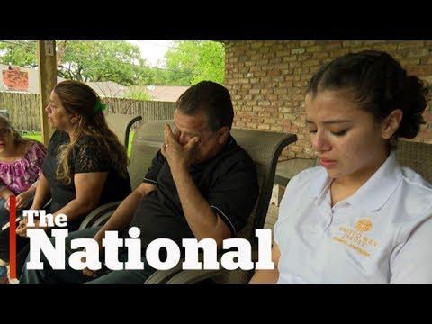Undocumented immigrants struggle in Trump's America