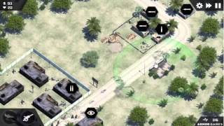 Command & Control: Spec Ops: Operation 2 Freefall Walkthrough 3 Stars