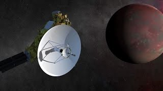 Pluto Will Be Located Near the Moon this Month   Space Video