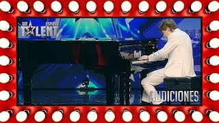 Harmonic and mind blowing! Young pianists kills the stage | Auditions 8 | Spain's Got Talent 2018
