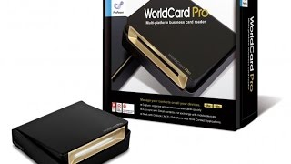 Another Great video of our WorldCard Pro Business Scanner