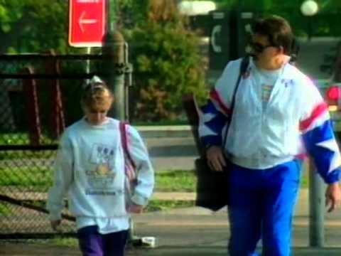 Shannon Miller  Vignette  1992 PharMor U.S. Championships  Women