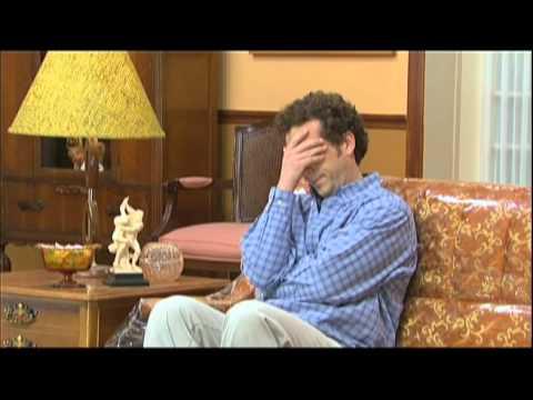 Joe Flaherty watches bad sitcom