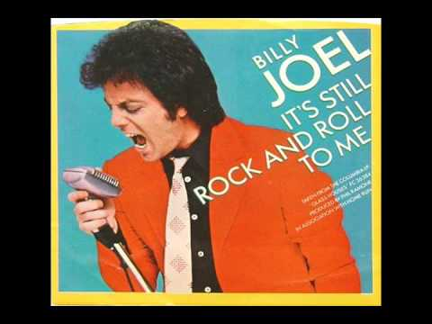 billy joel it 39 s still rock and roll to me a jimmy michaels mix youtube. Black Bedroom Furniture Sets. Home Design Ideas