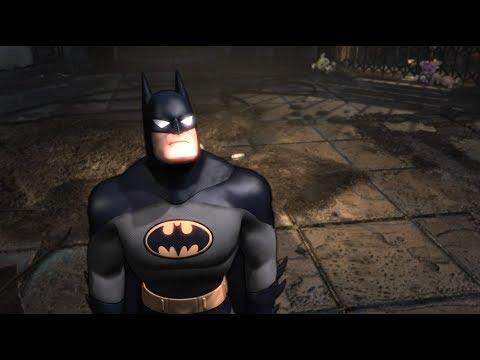 Batman: Arkham City (PC)(The Animated Series Walkthrough) - Part 2 - The Steel Mill [1080p60fps]