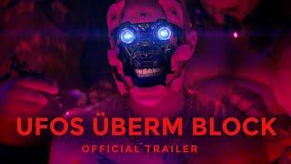 Olexesh x HellYes - UFOS ÜBERM BLOCK [Official Album Trailer]