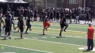 Warren Marlowe 2013 Off-season Camp Video
