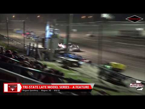 Late Model/305 Sprint Features - Wagner Speedway - 9/8/18