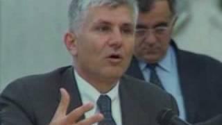 Dr Zoran Djindjic - Ako od Evrope ne naucimo ....