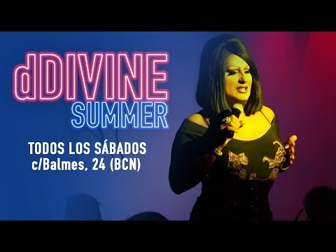 dDivine Barcelona Restaurante-espectáculo con Divine