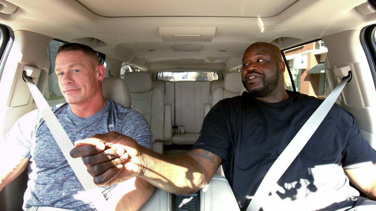 Carpool Karaoke: The Series — Shaq & John Cena — Apple Music #1