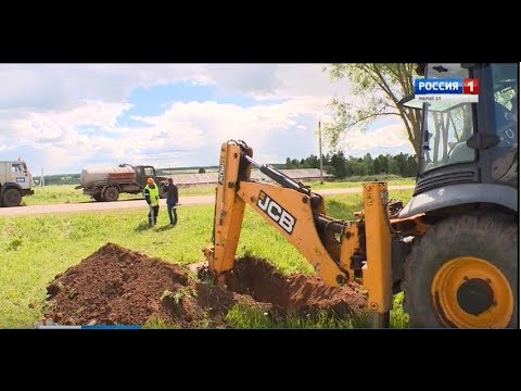 Килемарский и Юринский районы Марий Эл ждут газификации - Вести Марий Эл