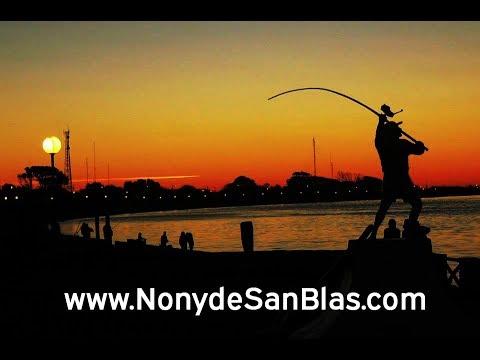 Cómo pescar Pejerrey en Bahía San Blas con Nony de San Blas