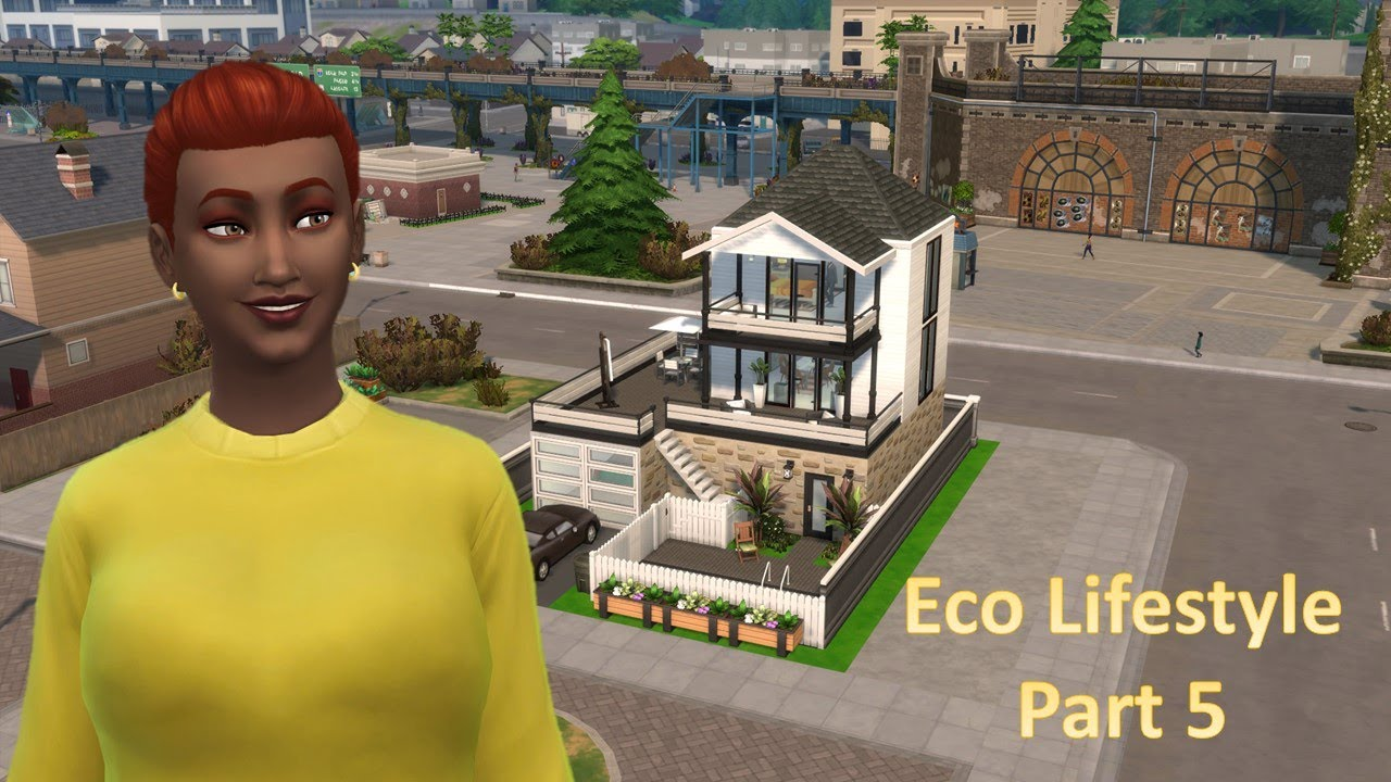 Eco Lifestyle Part 5 | The Sims 4