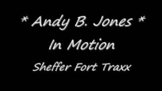 Watch Andy B Jones In Motion video