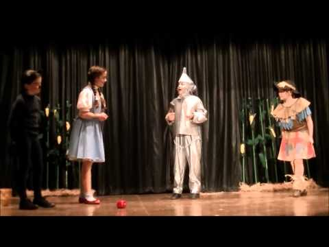 Wizard of Oz, Little Britain Elementary School, 3/27/15