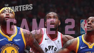 NBA Daily Show: June 3 - The Starters
