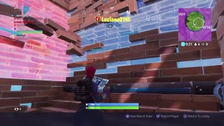Fortnite Battle Royale - Season 4 PS4 [30-5-2018]
