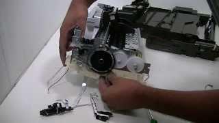 Vídeo aula mostrando os sensores das HP pro8100 e pro8600