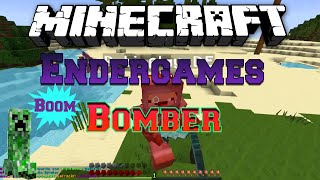 Minecraft | Endergames | Bomber Kit mit Explosionen zum Sieg | Hopp Games