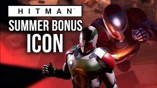 Hitman 2016 Gameplay Walkthrough - KILLING IRON MAN (Summer Bonus Episode) ICON - Part 8