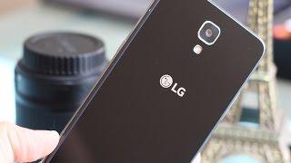 LG X Screen: un teléfono con dos pantallas
