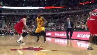 Lebron James Scores 31-Points in Tough Loss
