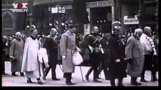 The funeral of emperor Franz Joseph I.   Begr bnis von Kaiser Franz Joseph I..flv