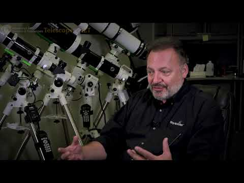 Jeff Simon Skywatcher Interview