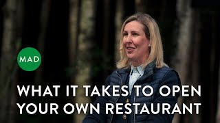 What It Takes To Open Your Own Restaurant  | Clare Smyth