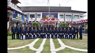 UPACARA HARI DHARMA KARYADHIKA TAHUN 2019 KANWIL KEMENKUMHAM NTB