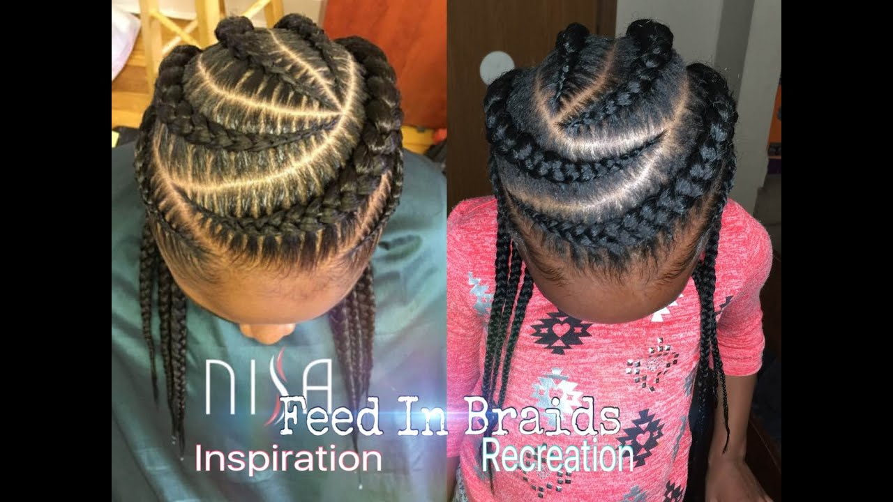Graceful Hair Makeover New Stitch Braids