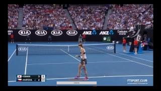 Теннис Открытый Чемпионат Австралии. Женщины Наоми Осака - Петра Квитова Прямая трансляция