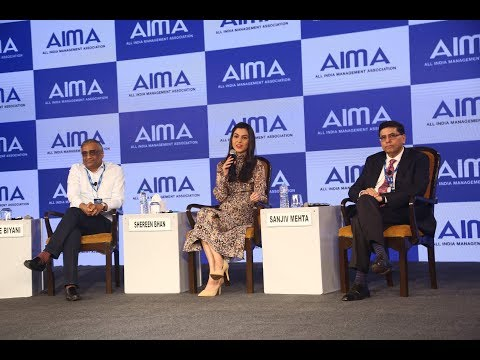 Future of Retail in India - Kishore Biyani & Sanjiv Mehta in conversation with Shereen Bhan