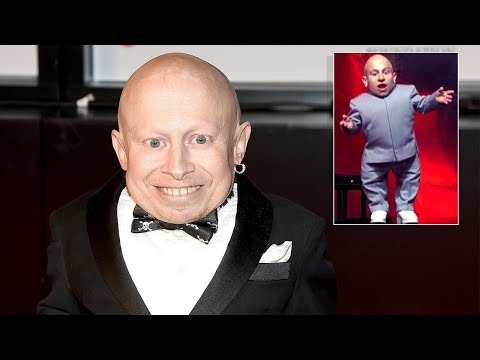 Actor Verne Troyer Who Played Mini-Me in 'Austin Powers' Movies Has Died